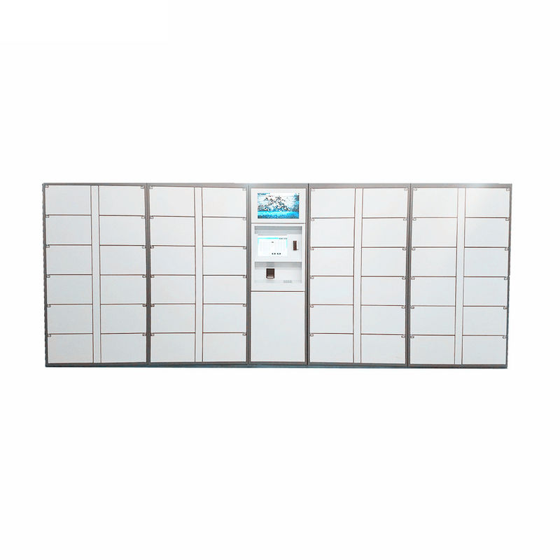 Intelligent Storage Logistic Parcel Locker With Nice Touch Screen One Year Warranty Provided